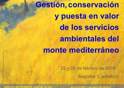 II Congreso Forestal de la Comunitat Valenciana