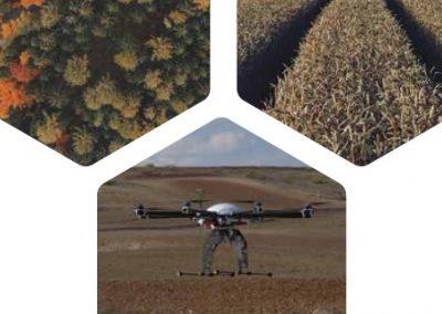 Curso de fundamentos y aplicaciones de los drones en el sector agroforestal