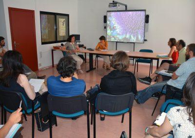 Primera visita técnica del proyecto LIFE Forest CO2