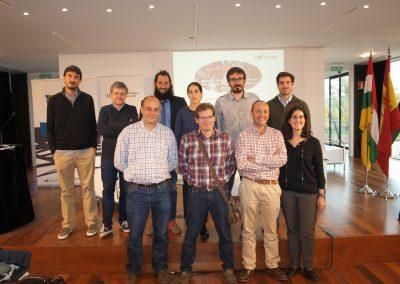 """Vídeos de la Jornada """"Teledetección y e información en la nube"""" de La Rioja"""