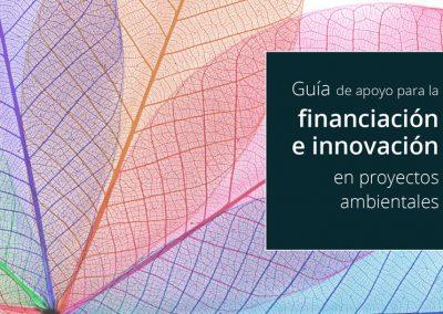 """Proyecto Empleaverde Fundación Biodiversidad """"Financia e Innova""""."""