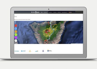 Visores web con cartografía temática