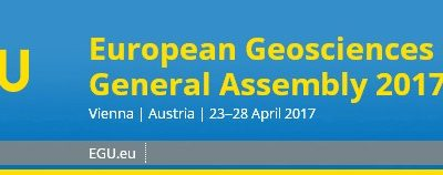 AGRESTA en la EGU (European Geosciences Union- General Assembly 2017)