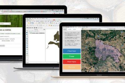 Nuestro nuevo producto «Forestmap» en la revista FORESTA