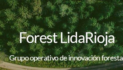 "Grupo operativo de innovación forestal LiDAR ""Forest LidaRioja"""