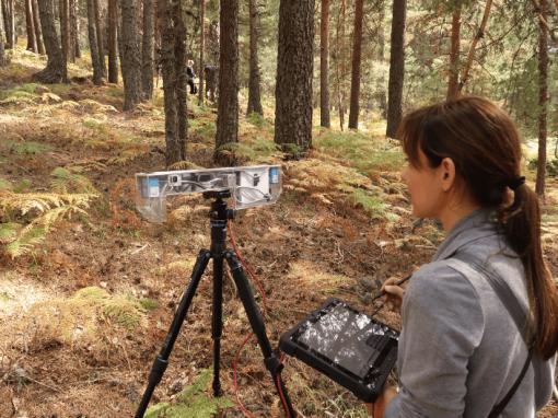 Projet GEPRIF : Nouvelles technologies pour réduire la sévérité des feux de forêt