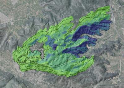 Curso de simulación de incendios forestales (II Edición)