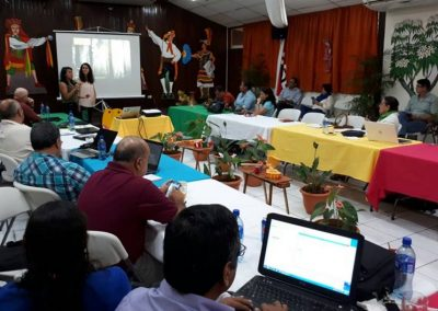 AGRESTA is collaborating with the Government of Nicaragua to reduce CO2 emissions