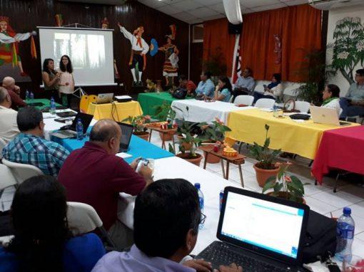 Assistance technique pour la comptabilité carbone dans le cadre du Programme  REDD+ au Nicaragua dans le cadre du FCPF