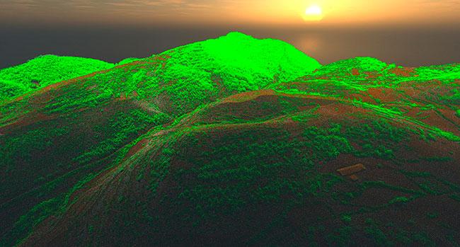 """V Edición del Curso online (modular y tutorizado) """"QGIS y LIDAR en la evaluación de ecosistemas forestales"""""""