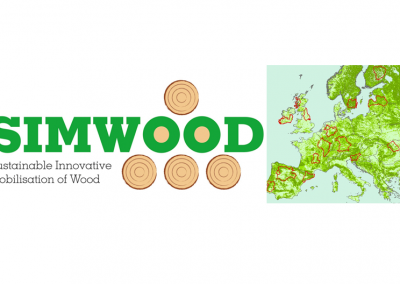 End of SIMWOOD Project (sustainable innovative mobilisation of wood)