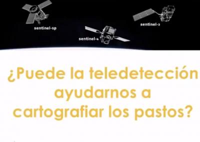 ¿Puede la teledetección ayudarnos a cartografiar los pastos?