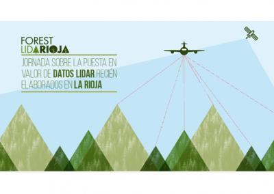 Jornada sobre la puesta en valor de datos LiDAR recién elaborados en La Rioja