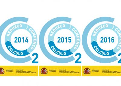 AGRESTA consigue por tercer año el sello calcula de la OECC