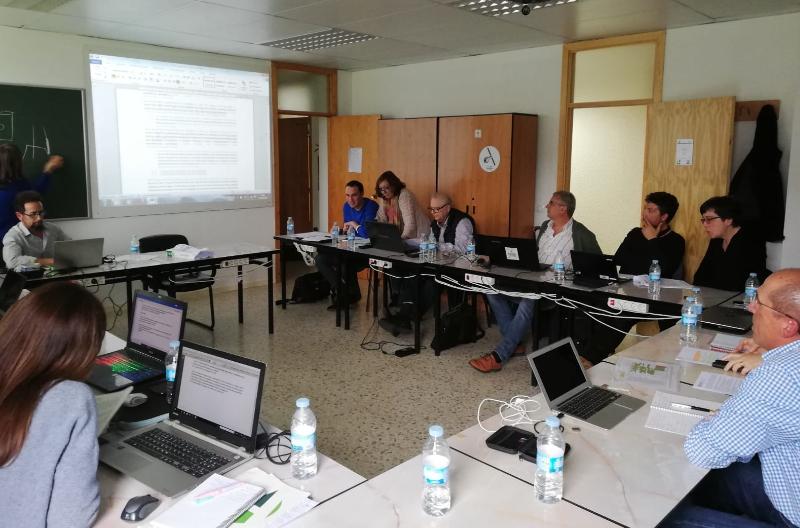 Planificación de la transferencia de resultados del proyecto de I+D GEPRIF