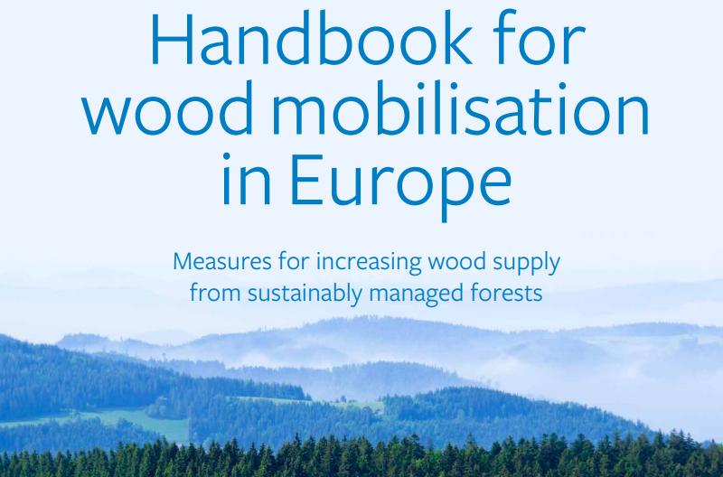 """""""Manual para la movilización de la madera en Europa"""" como cierre del Proyecto SIMWOOD"""