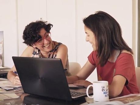 Emprendimiento femenino en cooperativas y sectores masculinizados