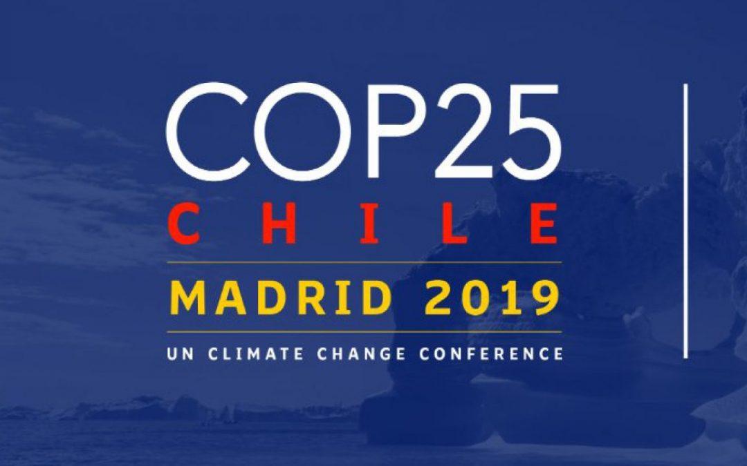 AGRESTA en la Cumbre del Clima (COP25)