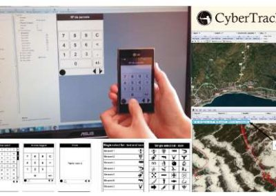 Manual Cybertracker