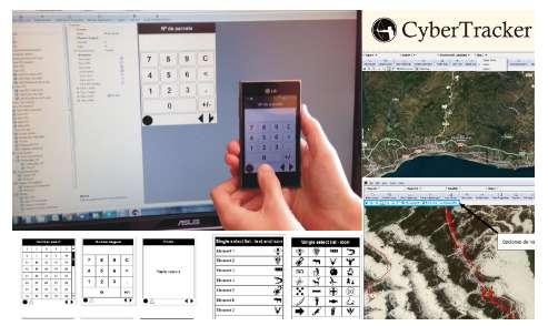 Manual Cybertracker